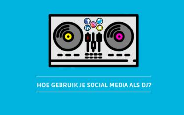 Social media dj