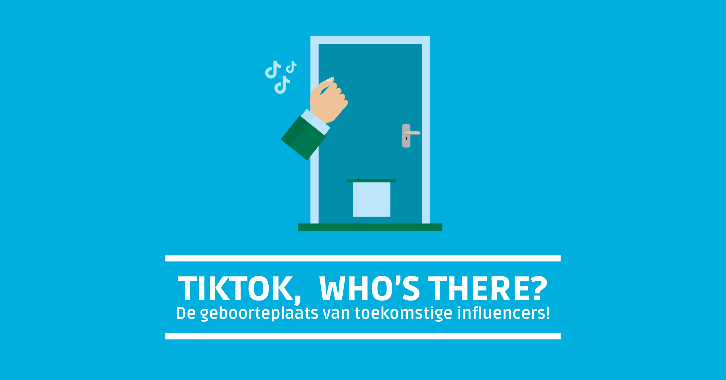 TikTok, who's there?
