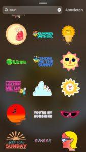 Jouw eigen GIF'jes gebruiken in je Instagram Stories